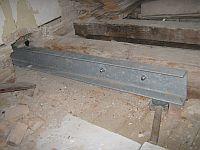 Balkonbau Stahlträger