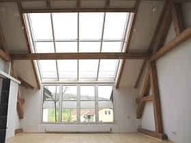 Entstehung Einer Dachgeschosswohnung