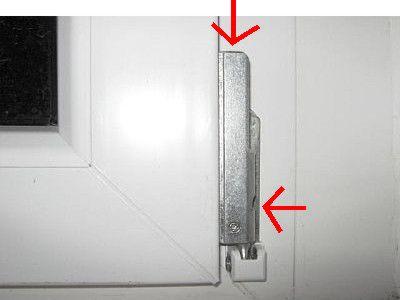 Fenster einstellen und gegen wind abdichten altbau blog - Fenster scherenlager einstellen ...