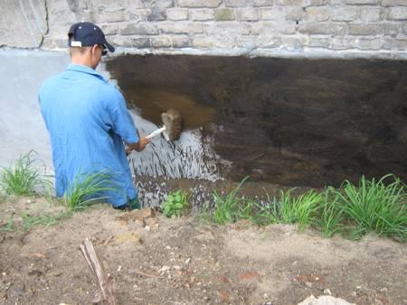 Mauertrockenlegung Keller Trockenlegen In Der Praxis