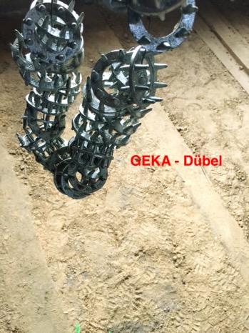 GeKa Dübel für Holz an Holz