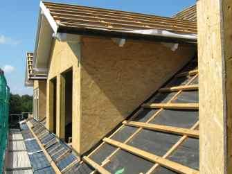 Favorit Der Dachgeschossausbau - Dachausbau - Entstehung Dachgeschosswohnung BY01