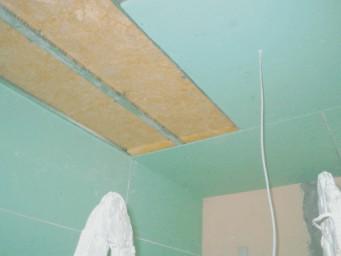 Berühmt Altbau Decke abhängen & dämmen - Schallschutz Altbaumodernisierung OG74