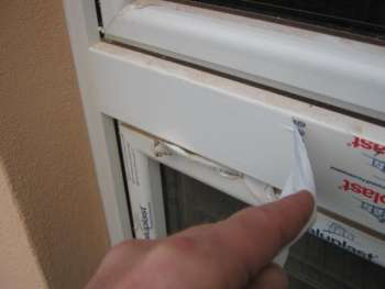Fabulous Klebereste an Fenster & Fensterrahmen entfernen | Altbau Blog SI31