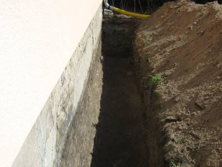Beliebt Mauertrockenlegung / Keller trockenlegen in der Praxis DX58
