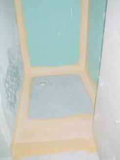 Barrierefreie dusche bauen