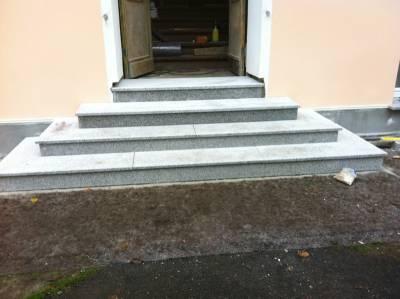 Hervorragend Außentreppe bauen | Altbau Blog GH72
